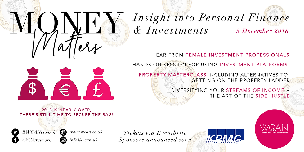 Money Matters: Insight into Personal Finance & Investments