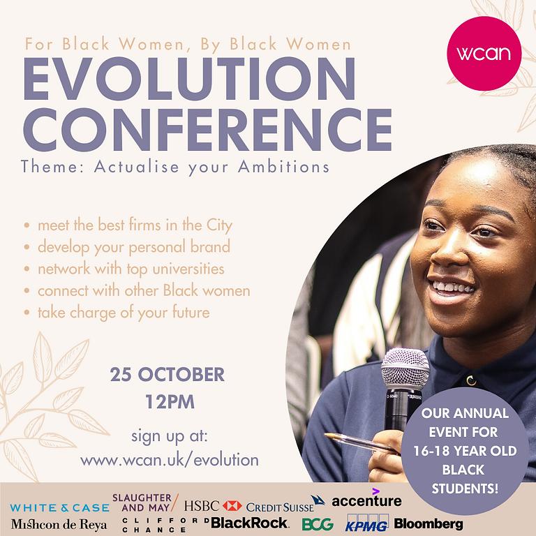 Evolution Conference 2021