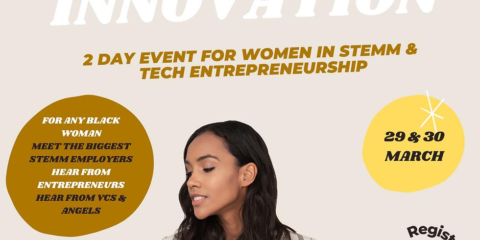 Black Women in Innovation