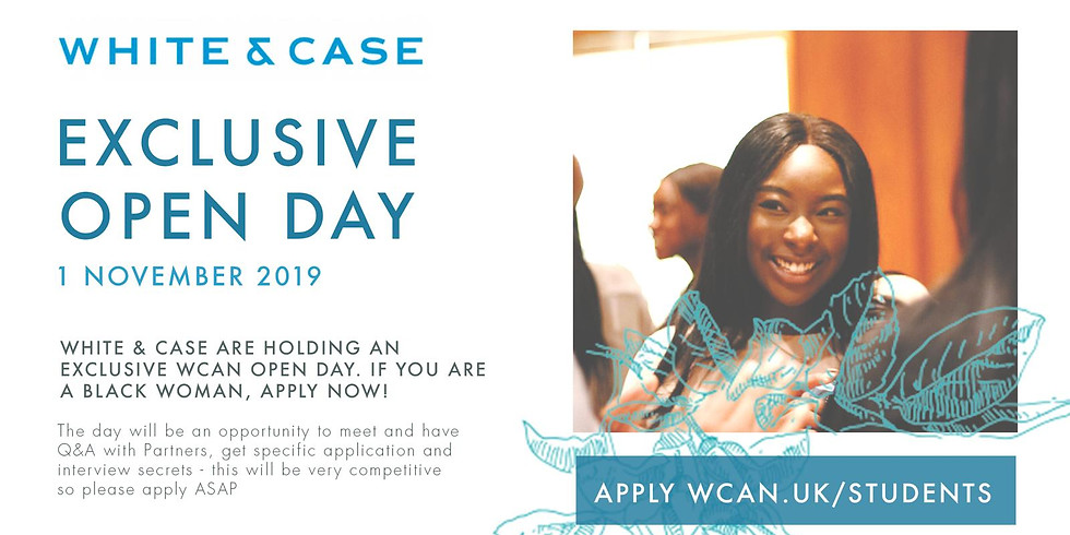 White & Case - Exclusive WCAN Open Day
