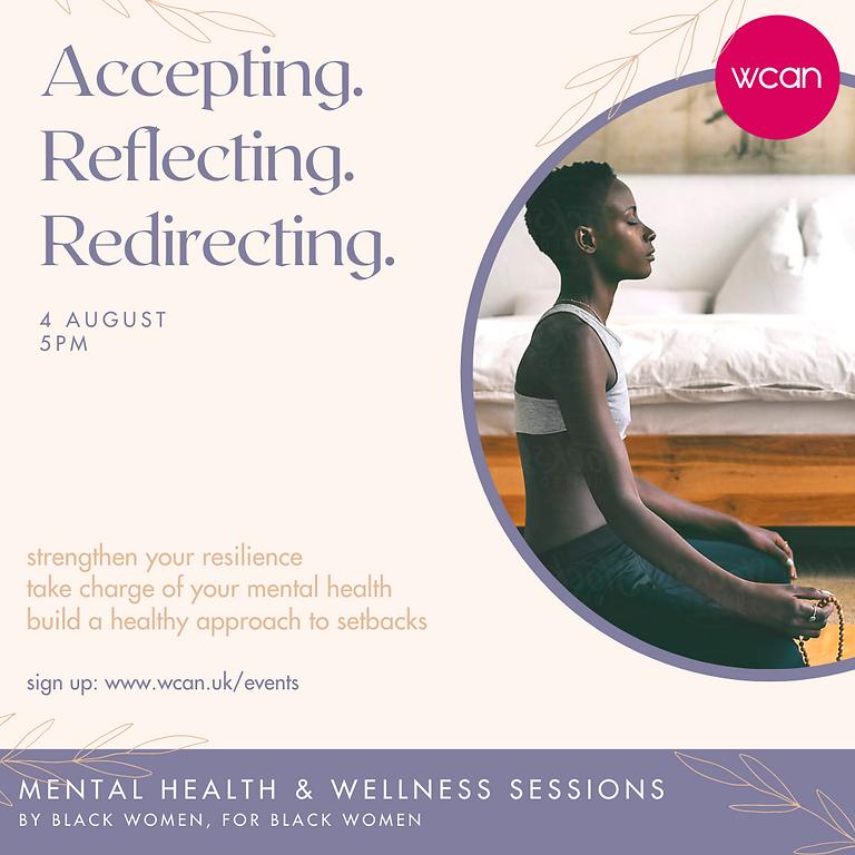Mental Health & Wellness Session