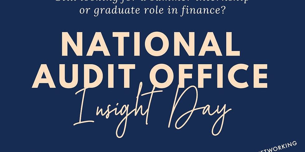 National Audit Office: Insight Day