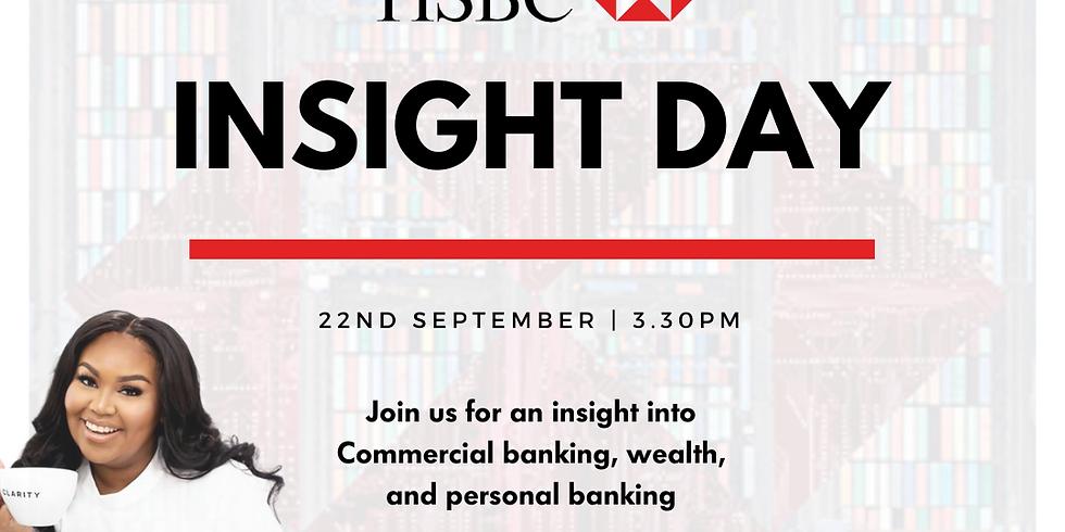 HSBC Insight Day