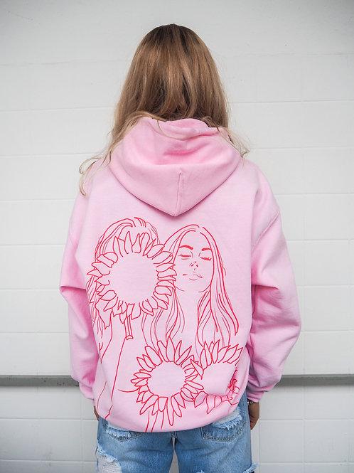 Pink Baby | sunflower