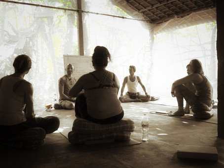 Cultivating presence - the power of learning to be present using Yoga and Meditation