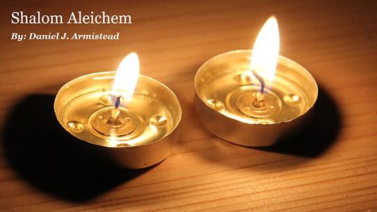 Shalom Aleichem for Violin, Erhu, Piano, & SATB Choir