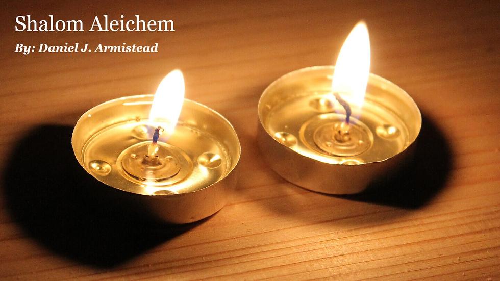 Shalom Aleichem - Full Score & Parts