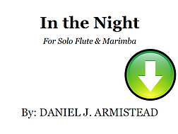 In the Night - Full Score & Parts (Digital Download)