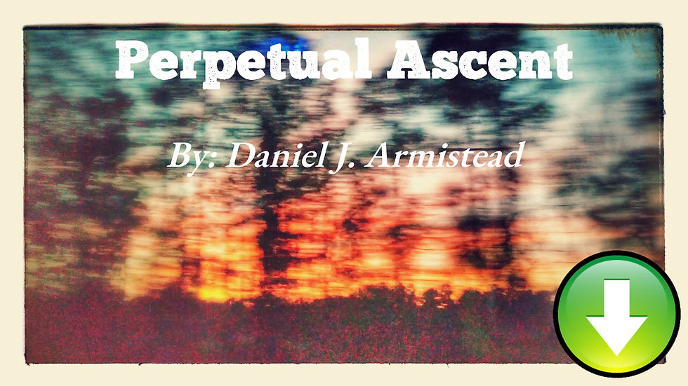 Perpetual Ascent - Full Score & Parts (Digital Download)