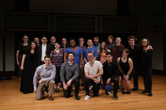 The University of Delaware Composition Studio