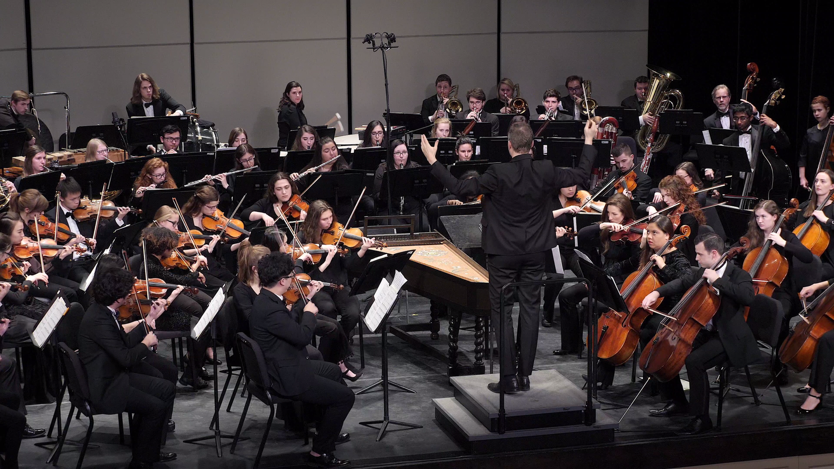 The University of Delaware Symphony Orchestra