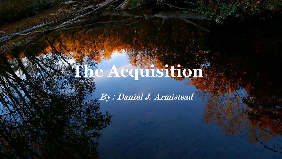 The Acquistion - Full Score & Parts