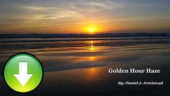 Golden Hour Haze - Full Score & Parts (Digital Download)