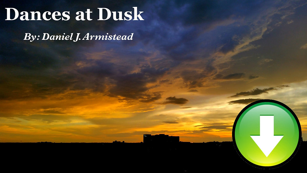Dances at Dusk - Full Score & Parts (Digital Download)