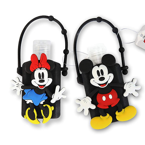Disney Mickey and Minnie Hand Sanitizer - 2 Pack