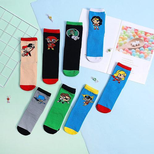 DC Comics Kids Crew Socks