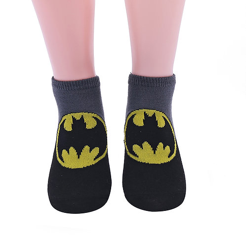 Warner Brothers Kids No Show Socks