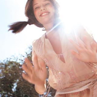 Carefree Woman