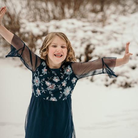 The Snowy Ice Princess