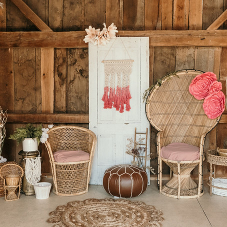 It's all in the details baby! Boho Bridal Styled Shoot.