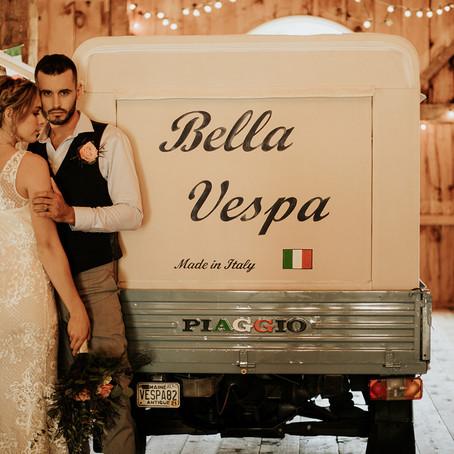 Boho Styled Wedding Styled Shoot