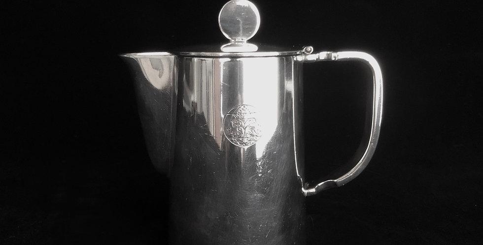 Silver plate small jug