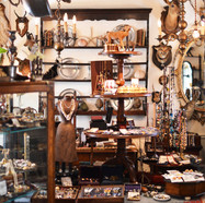 BROWN ANTIQUES