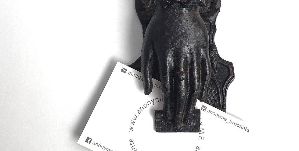 Victorian hand clip