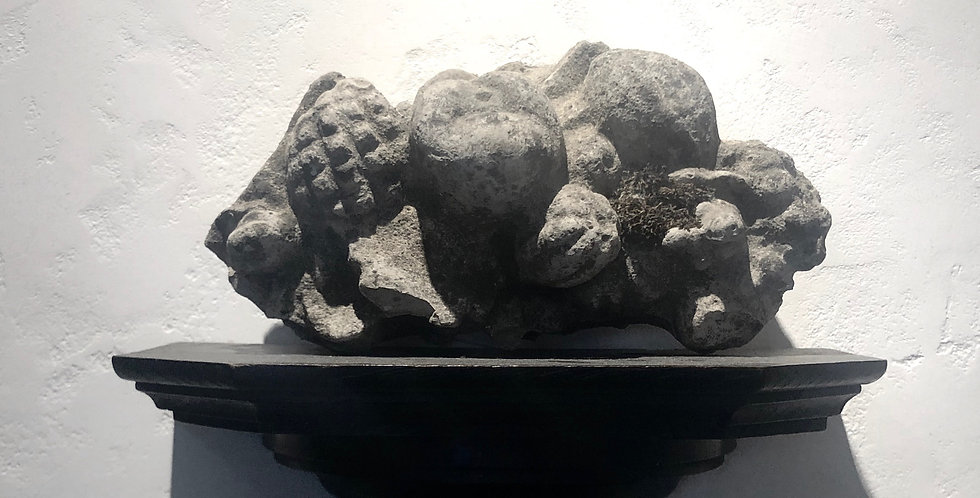 Stone carving D