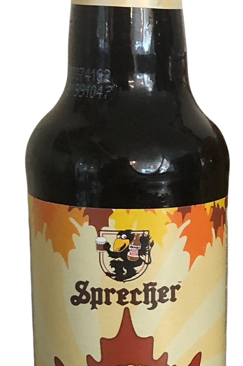 Maple Root Beer (Bottle)