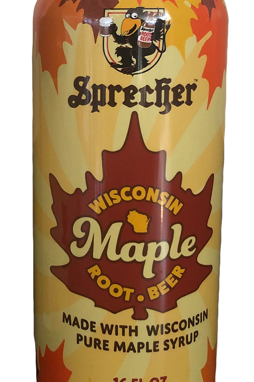 Maple Root Beer (Can)