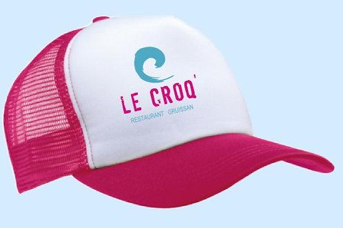 Casquette Le Croq'