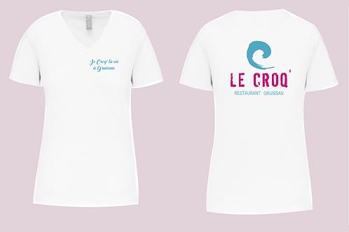 T-shirt Femme L