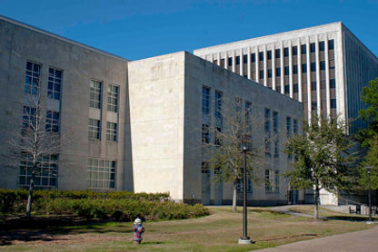 University of Houston M.D. Anderson Library