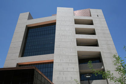 United State Federal Courthouse