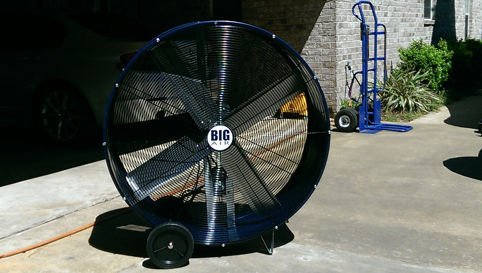 42' Barrel Fan