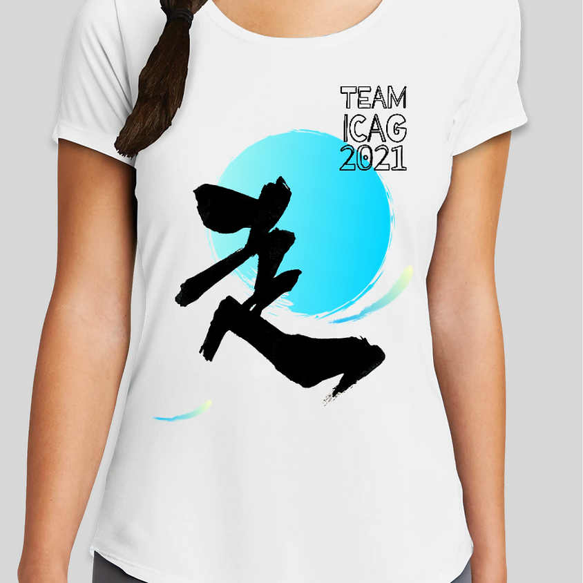 ICAGeorgia Jog-A-Thon T-Shirts!
