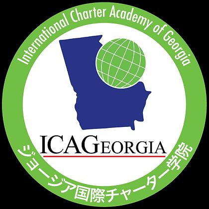 School Logo Car Magnet