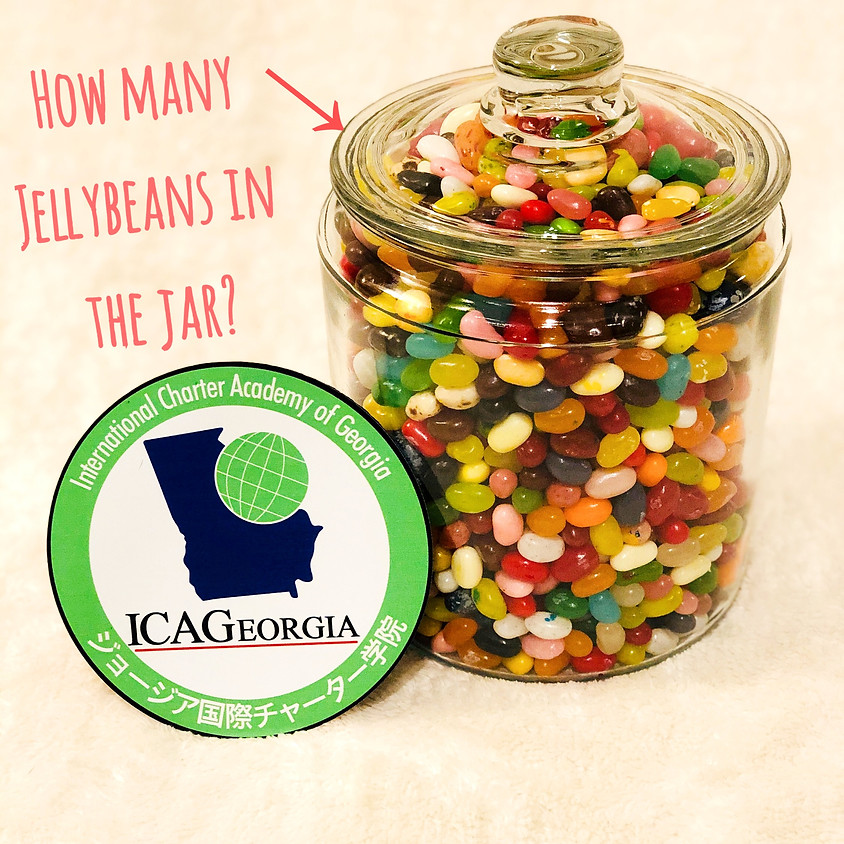 Guess How Many Jelly Beans!!