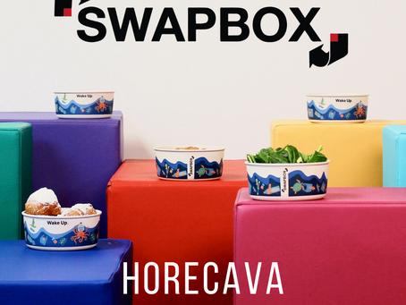 SwapBox at Horecava 2020