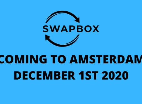 SwapBox launches December 1st!