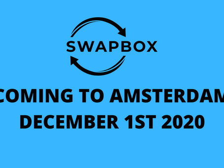 SwapBox launches December 1st!