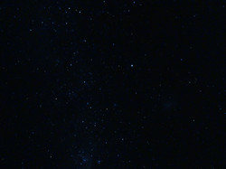 Milky-way from (Southern Hemisphere)