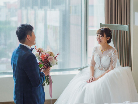 Wedding婚禮紀實 | 台南晶英酒店