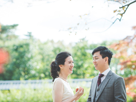 Oversea Prewedding 海外婚紗  | Max & Mia