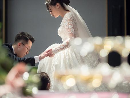 Wedding 婚禮紀實 | 高雄 | 台鋁晶綺盛宴