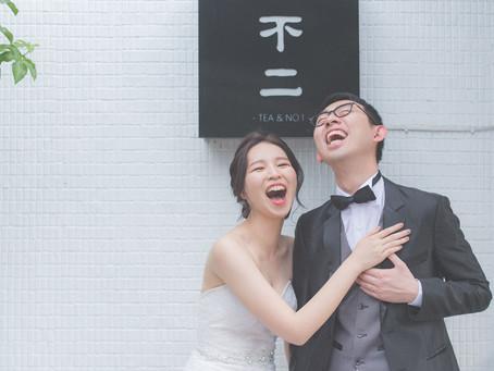 Pre wedding 愛情婚紗 | Ting & Ita