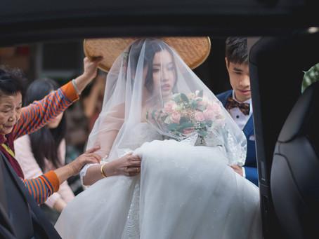 Wedding婚禮紀實 | 台南新化