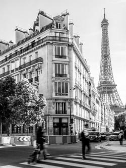 Paris Avenue Rapp