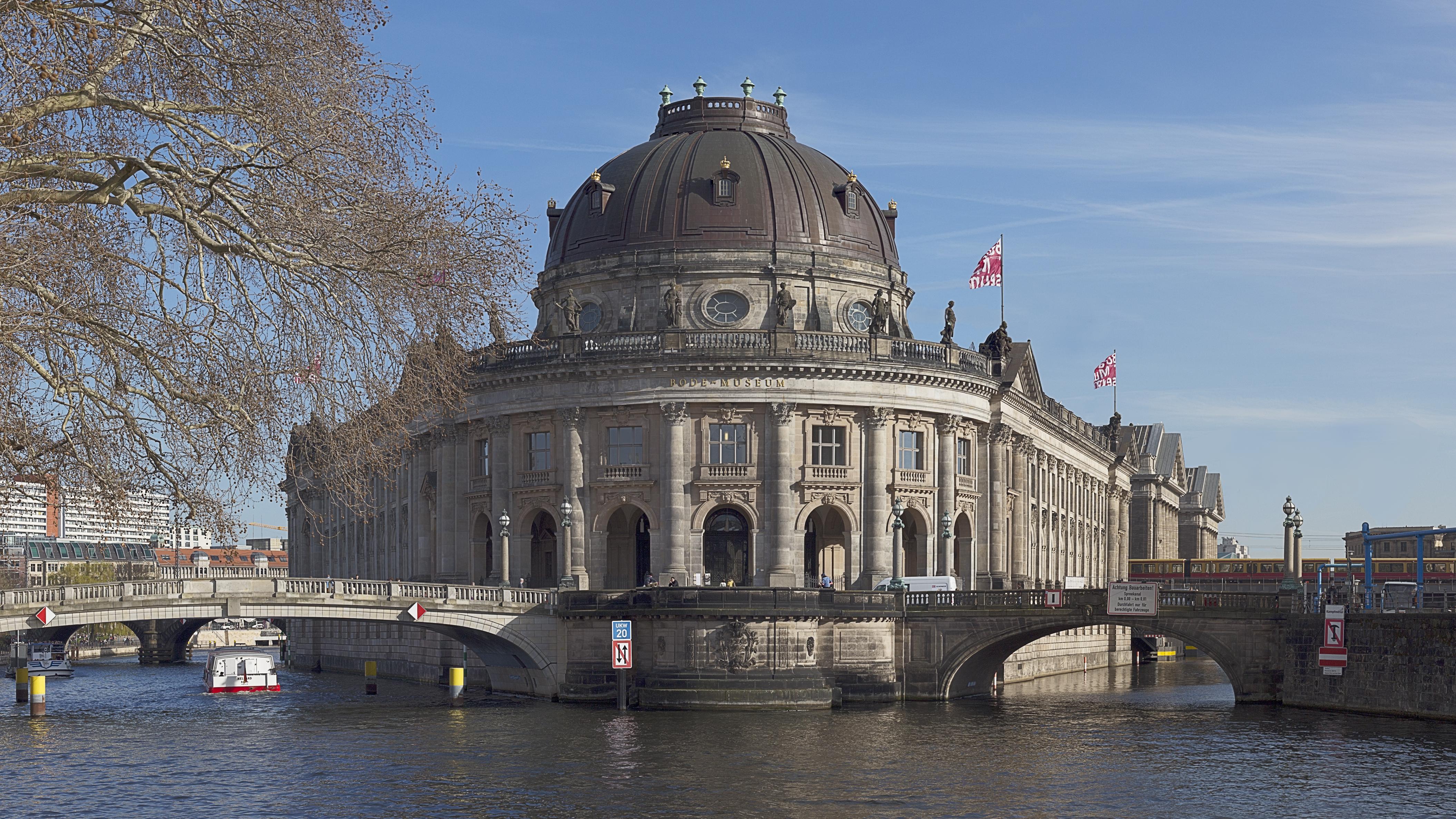 Bodemuseum, Museumsinsel Berlin